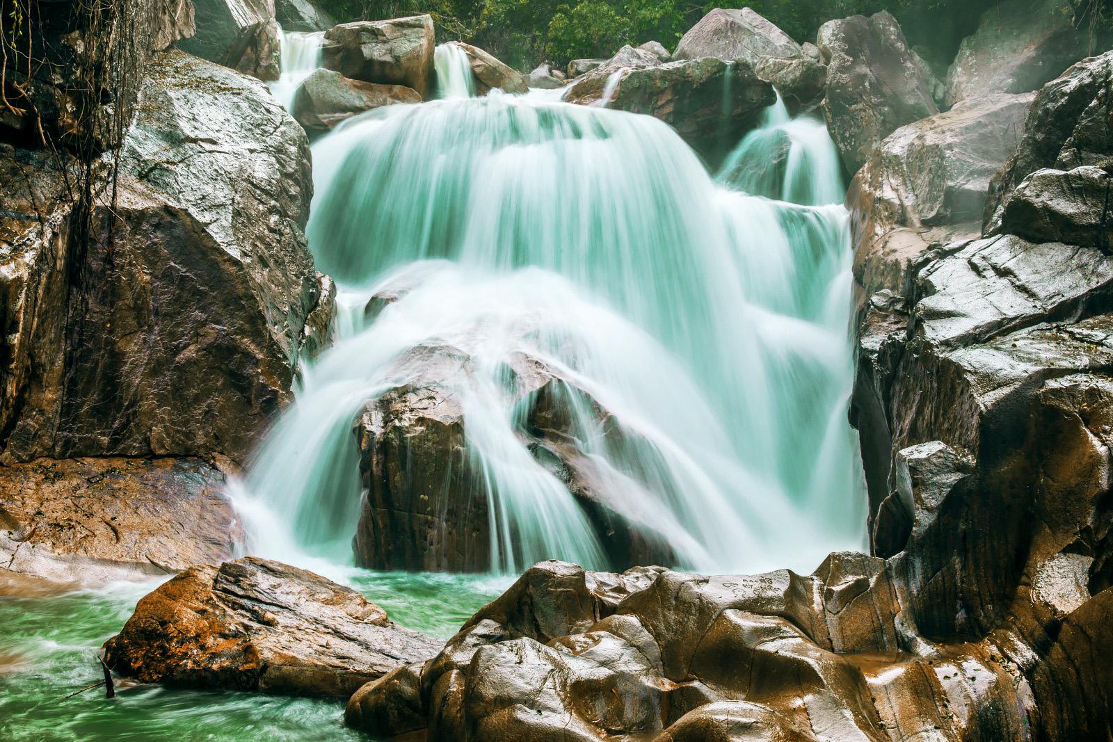 8 крутых природных мест Вьетнама 8 крутых природных мест Вьетнама bahofalls