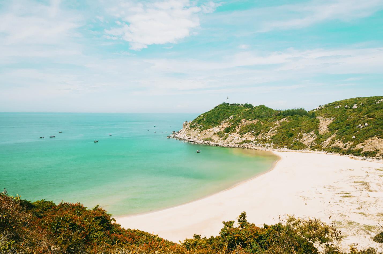 8 крутых природных мест Вьетнама 8 крутых природных мест Вьетнама hinh mui dai lanh