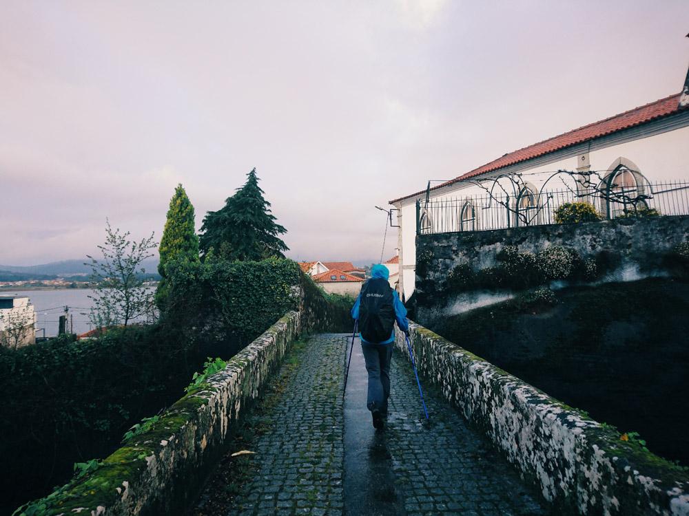 Камино-де-Сантьяго: Идем главным пешеходным маршрутом Португалии 2018 05 14 2008