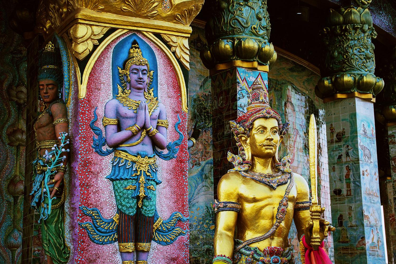 7 необычных и малоизвестных храмов Таиланда 7 необычных и малоизвестных храмов Таиланда 1b