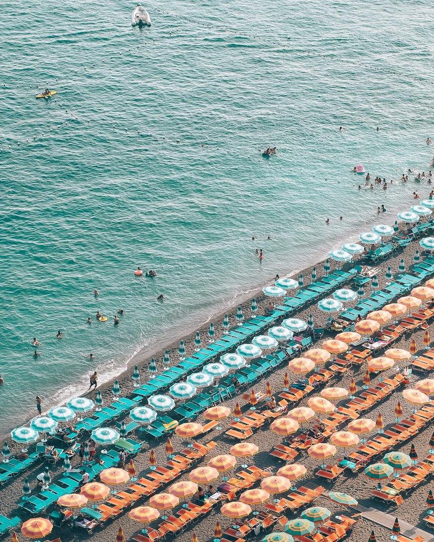 Пляжные столицы Италии C32a6hRXqsI