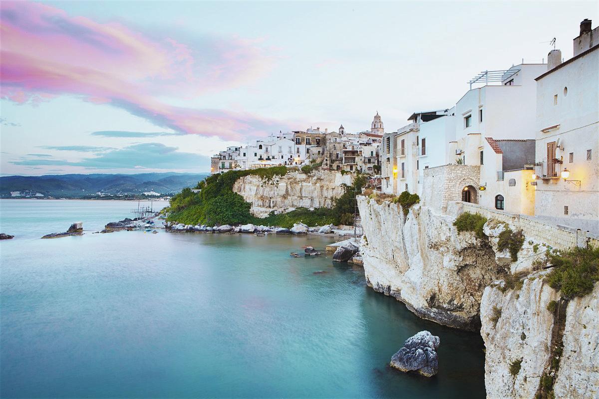 Пляжные столицы Италии vieste1