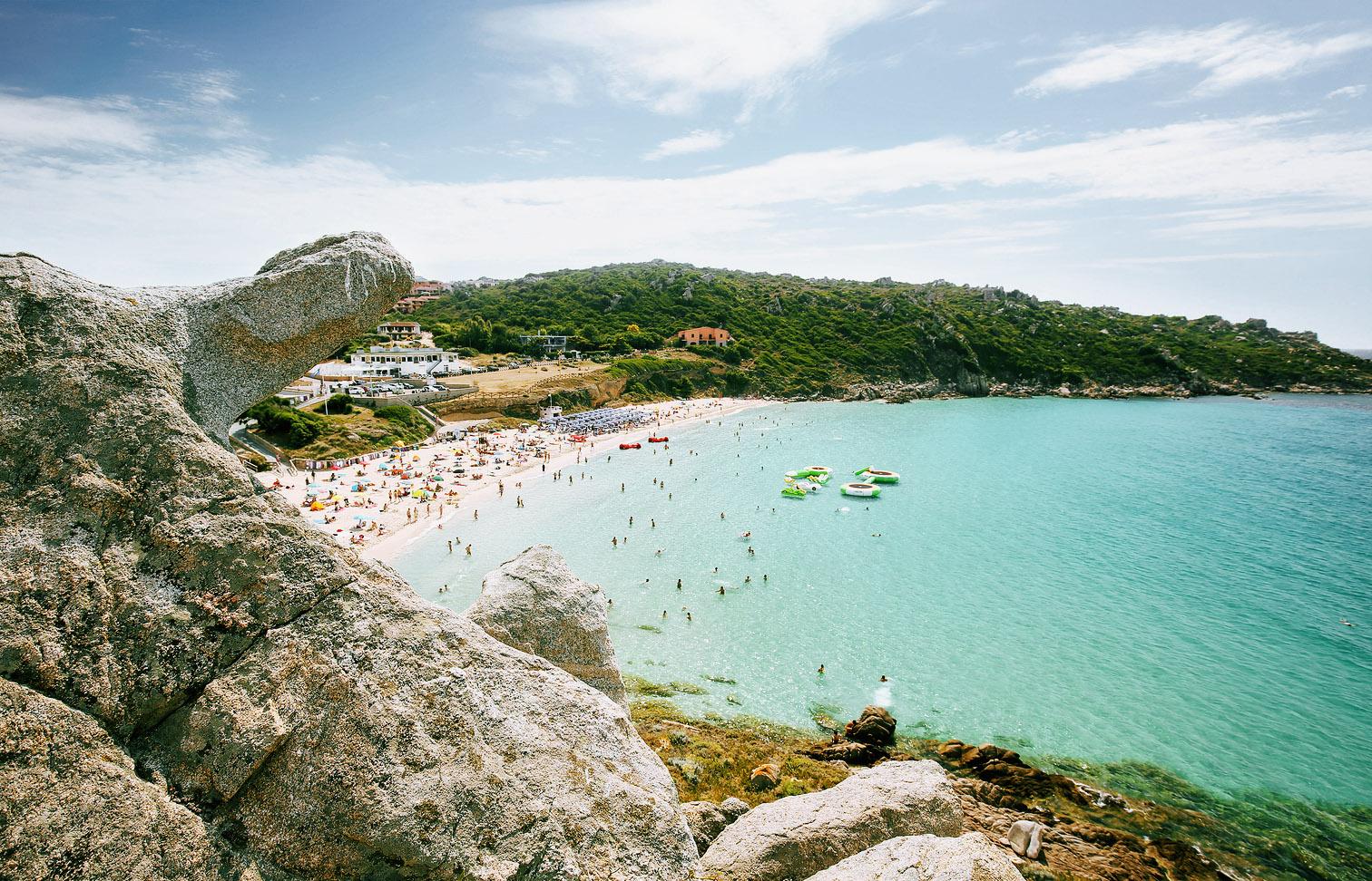 Пляжные столицы Италии vito