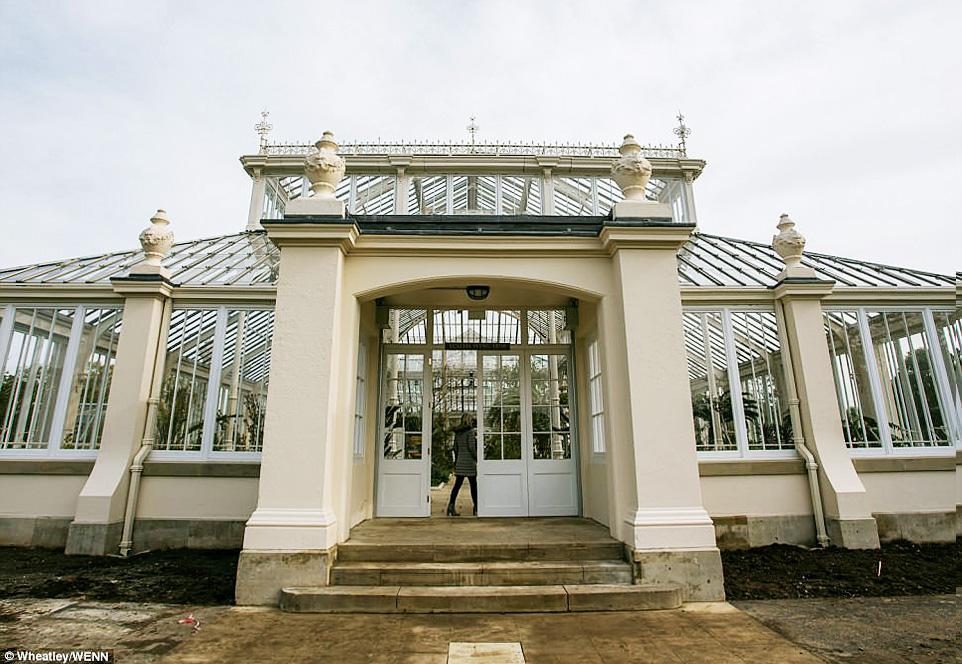Фото дня: в Лондоне открылась викторианская оранжерея Фото дня: в Лондоне открылась викторианская оранжерея 8