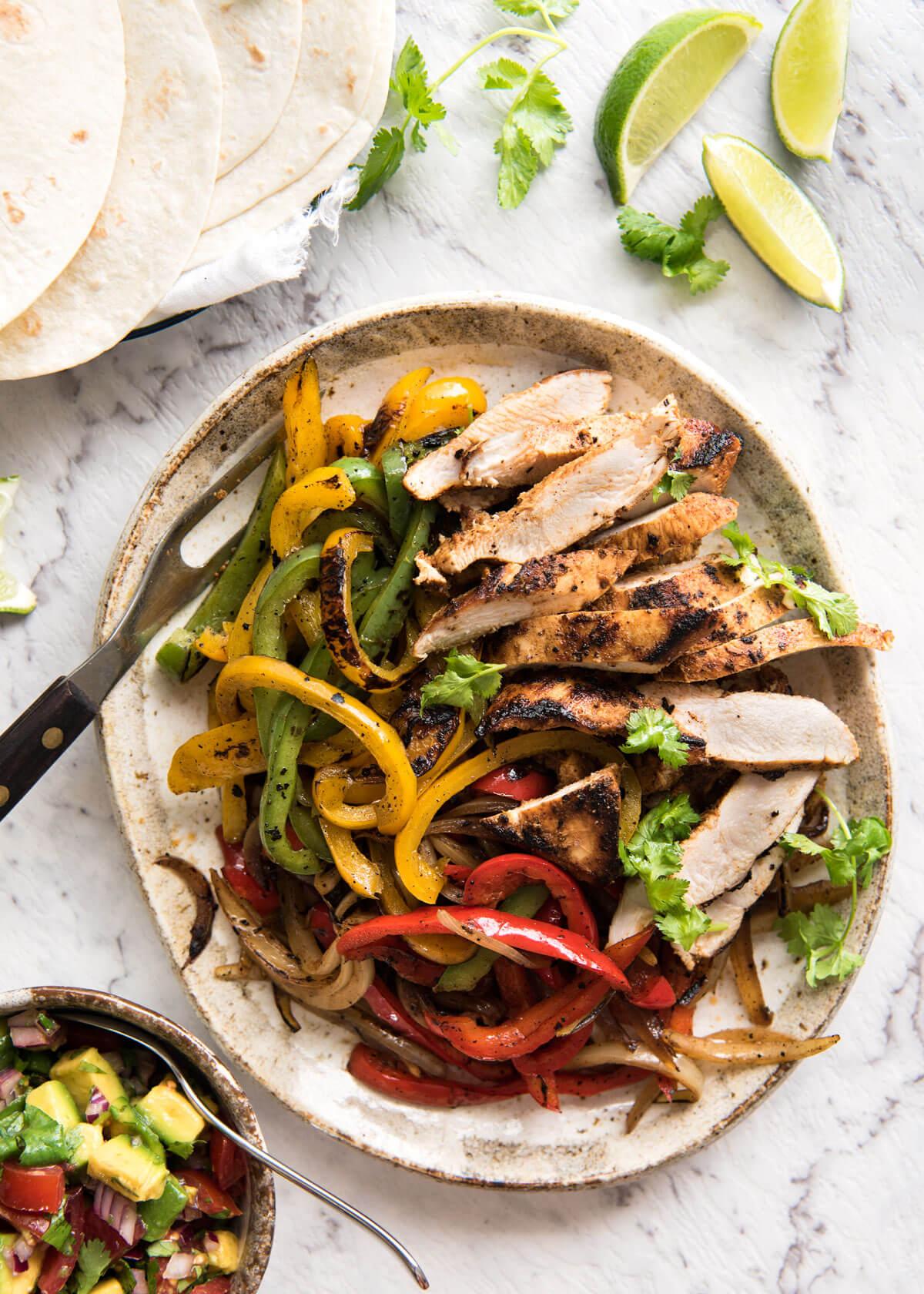 Мексиканская кухня: гайд Мексиканская кухня: гайд Chicken Fajitas 10