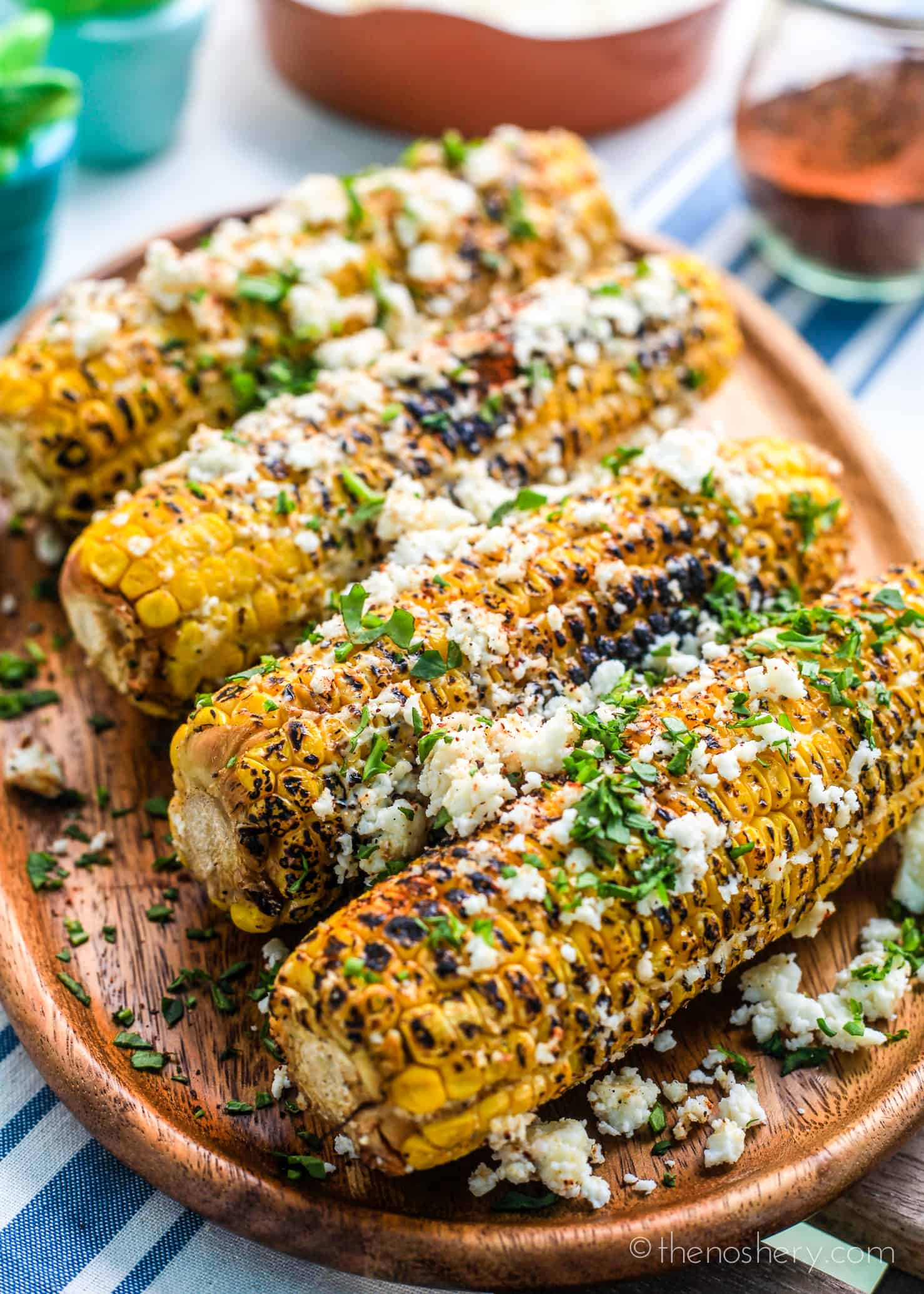 Мексиканская кухня: гайд Мексиканская кухня: гайд Elote Corn 3