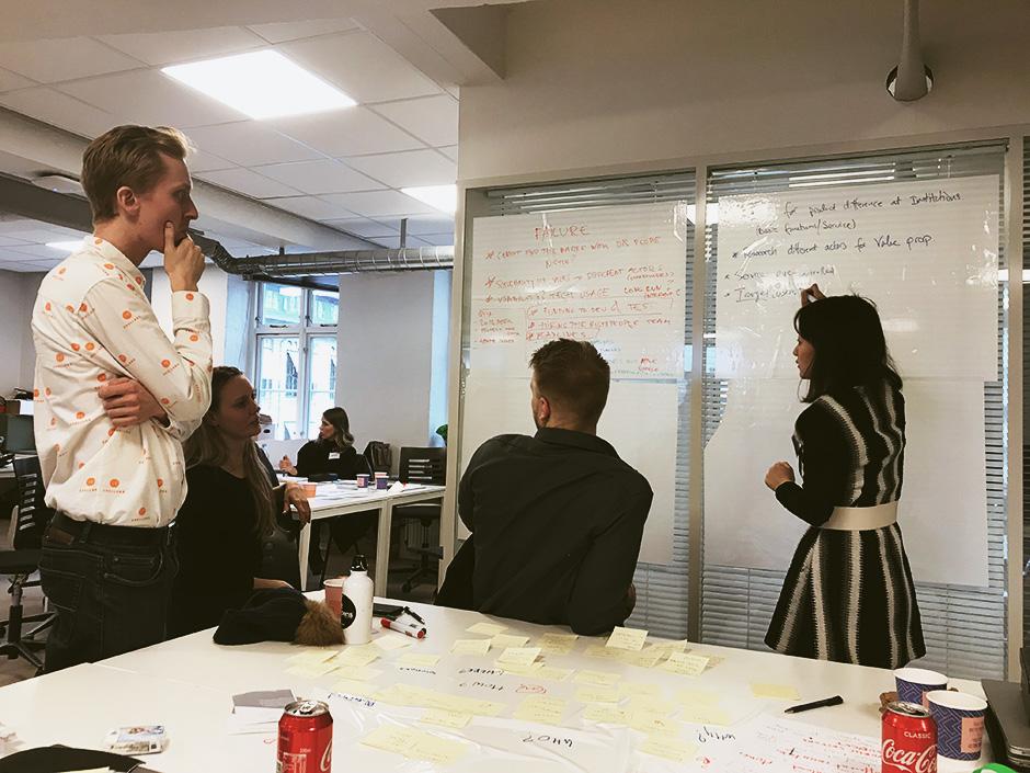 Личный опыт: Как устроена учеба в бизнес-школе Копенгагена Личный опыт: Как устроена учеба в бизнес-школе Копенгагена 11