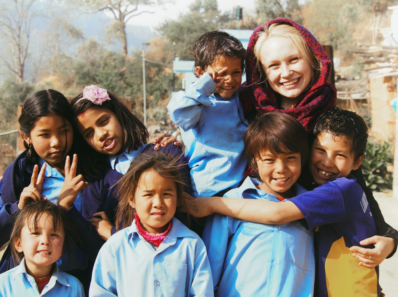 Опыты: как поехать учительницей в Гималаи и не испугаться бедности Опыты: как поехать учительницей в Гималаи и не испугаться бедности 1