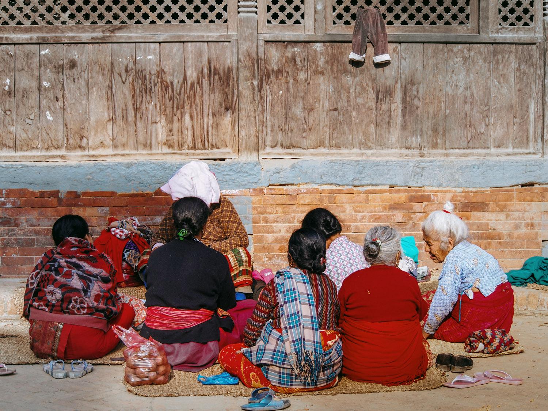 Опыты: как поехать учительницей в Гималаи и не испугаться бедности Опыты: как поехать учительницей в Гималаи и не испугаться бедности 7