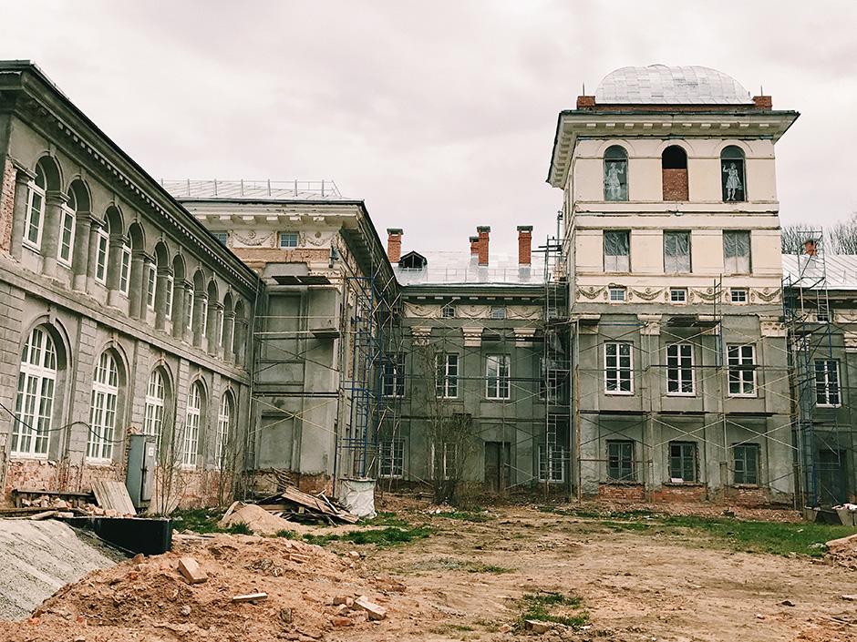 Место недели: усадьба Булгаков в Жиличах Место недели: усадьба Булгаков IMG 3703