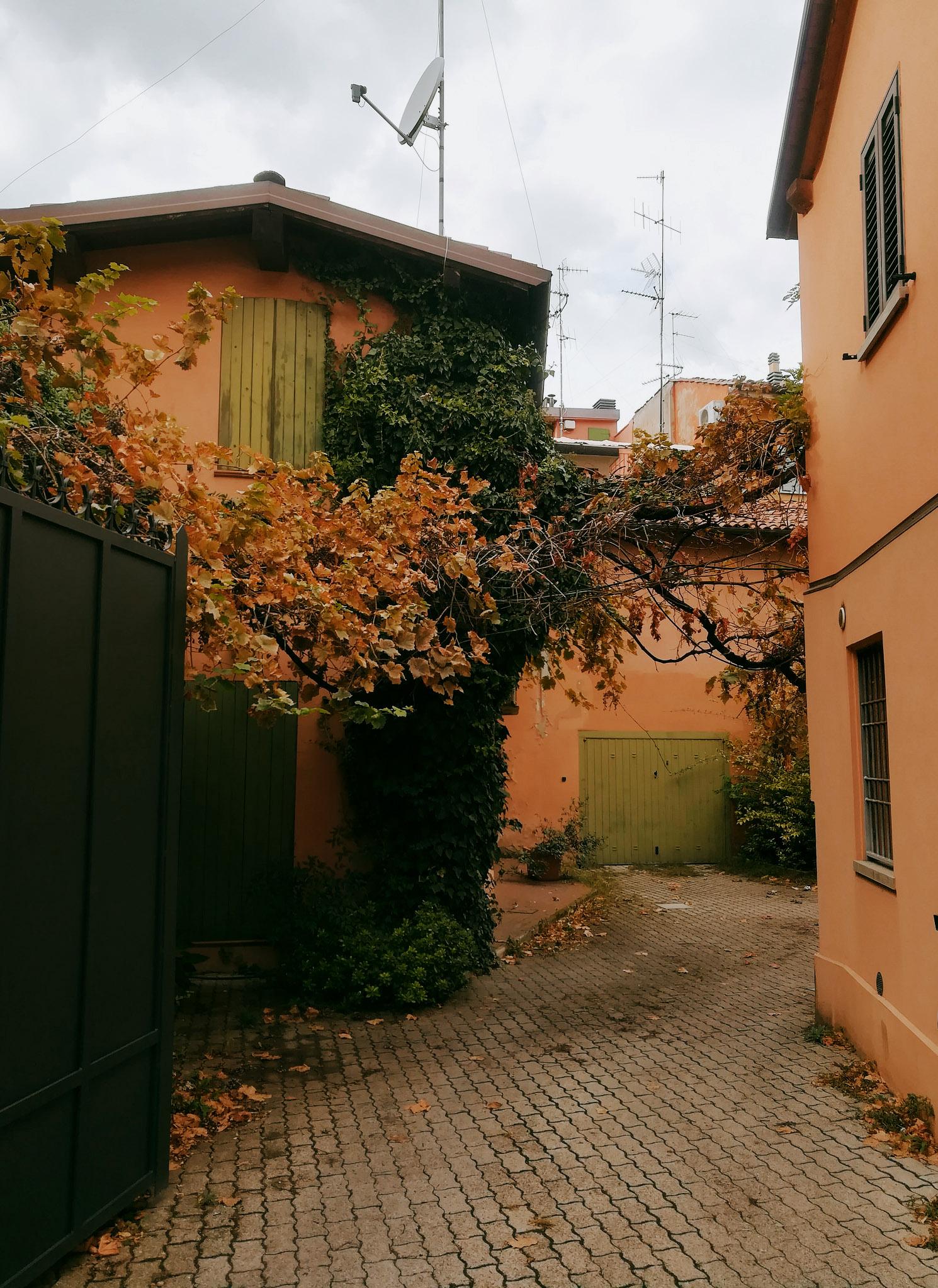 Италия осенью. Едем в регион Эмилия-Романья Италия осенью.  Эмилия-Романья 25