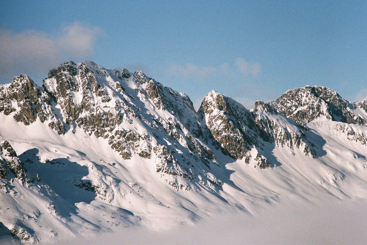 Где покататься на лыжах: гайд по курортам Европы Где покататься на лыжах: гайд по курортам Европы A1
