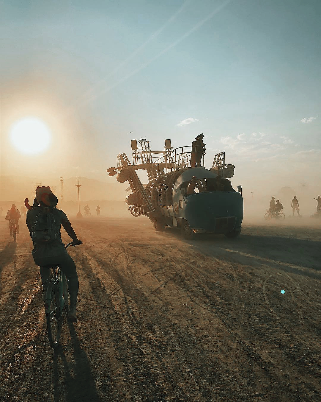 burning man-2018 Фото дня: Burning man-2018 15