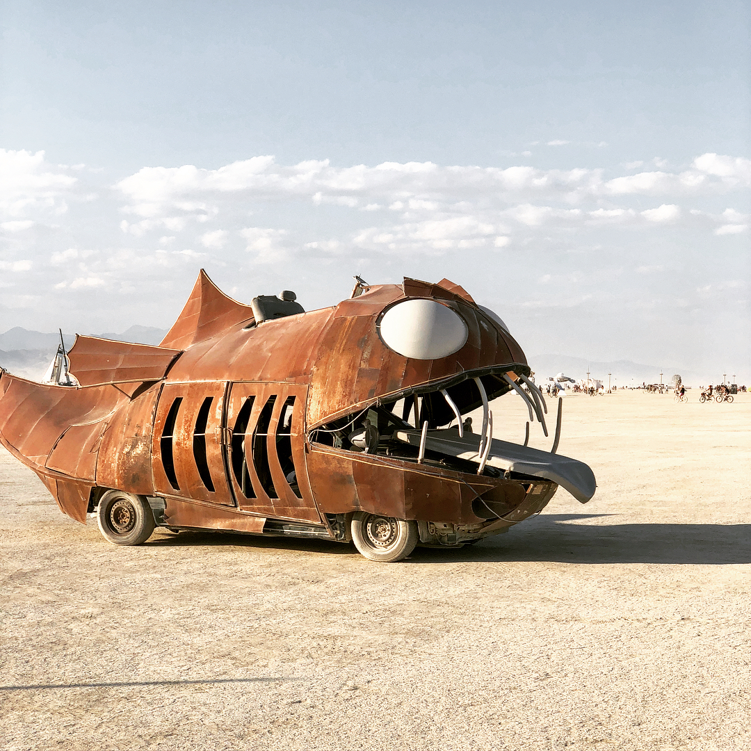 burning man-2018 Фото дня: Burning man-2018 18