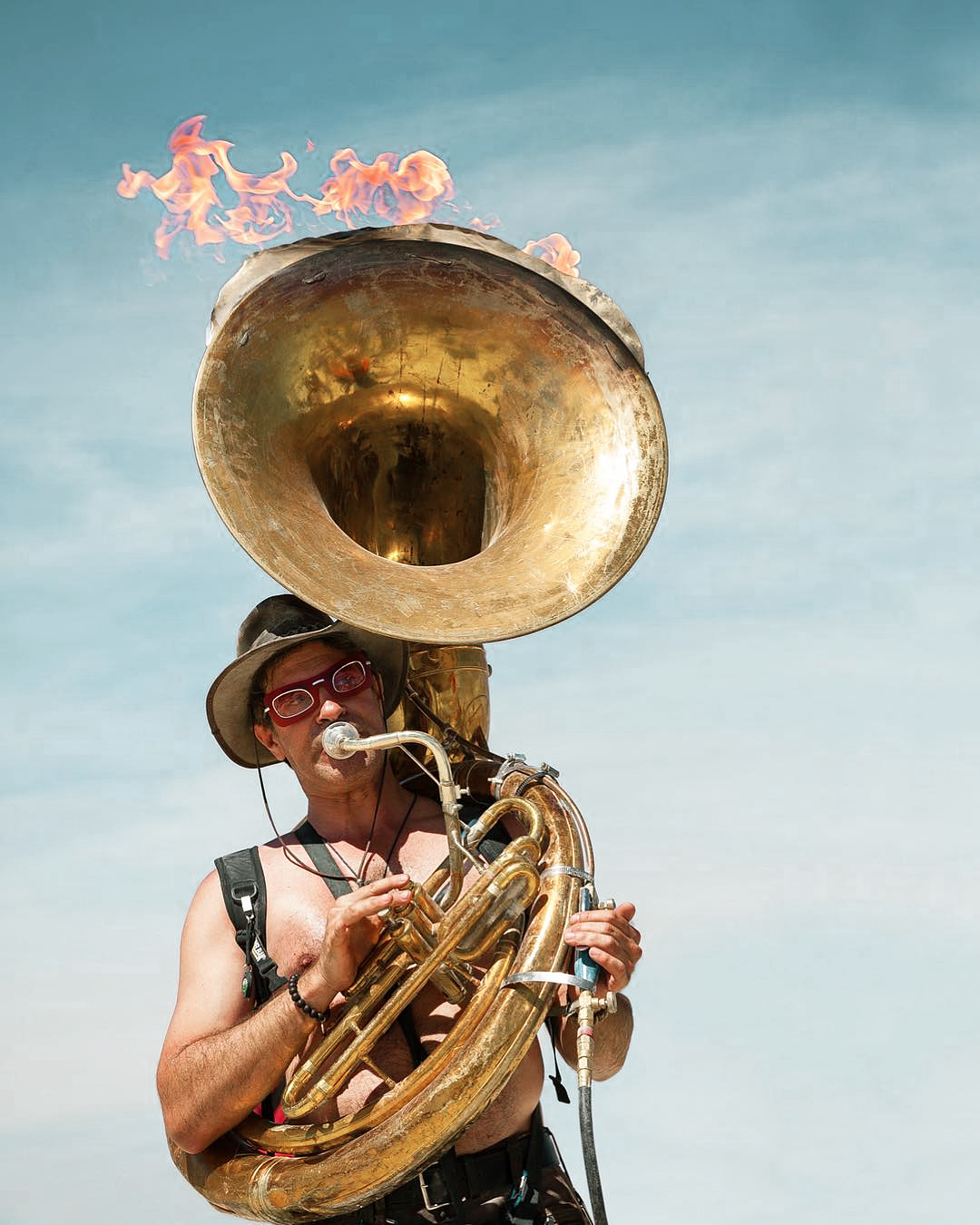 burning man-2018 Фото дня: Burning man-2018 22