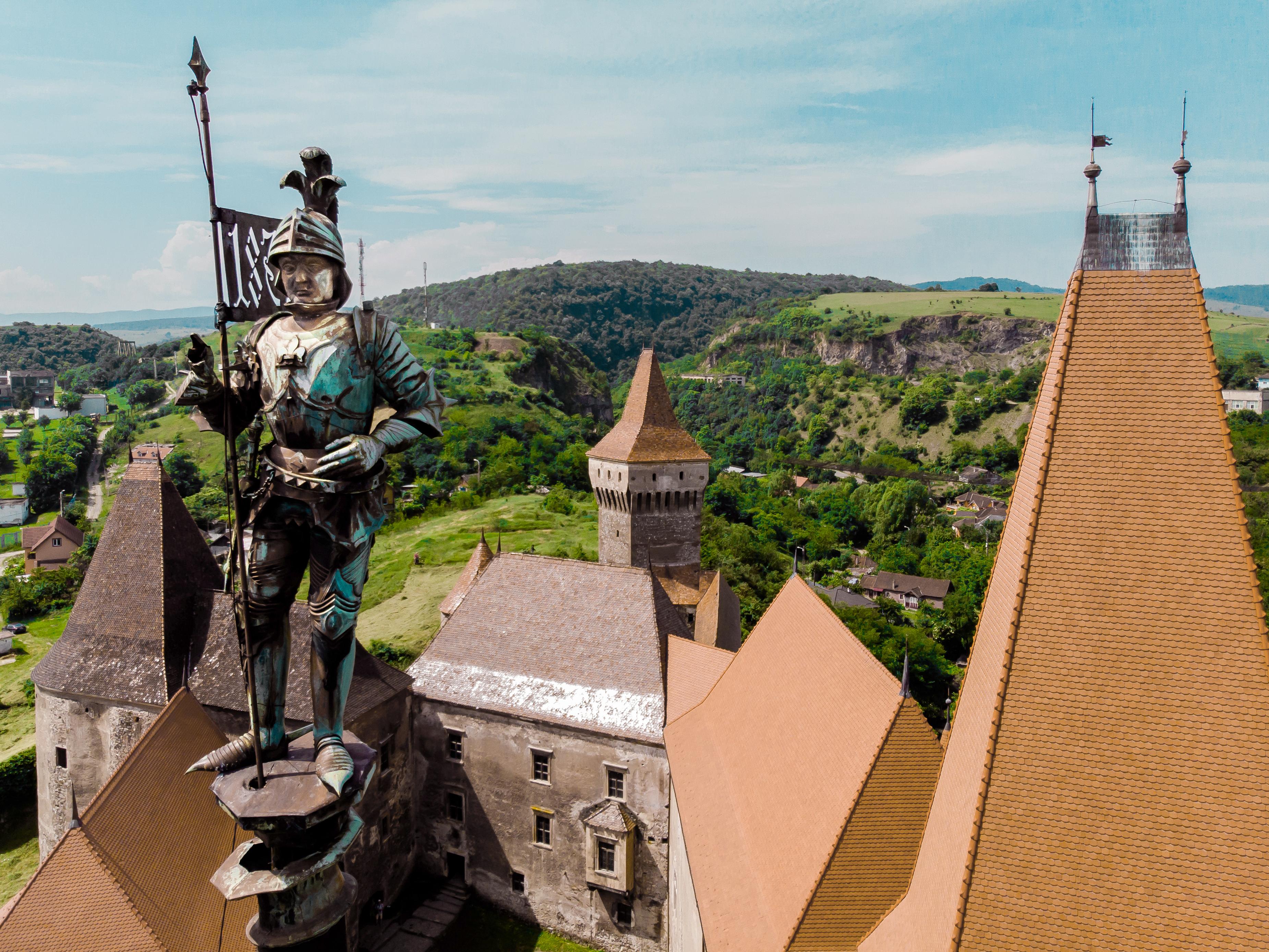 замки Румыния Три замка, ради которых стоит съездить в Румынию 22 20 2