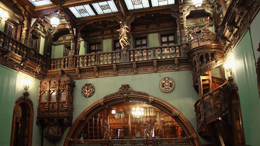 замки Румыния Три замка, ради которых стоит съездить в Румынию 89