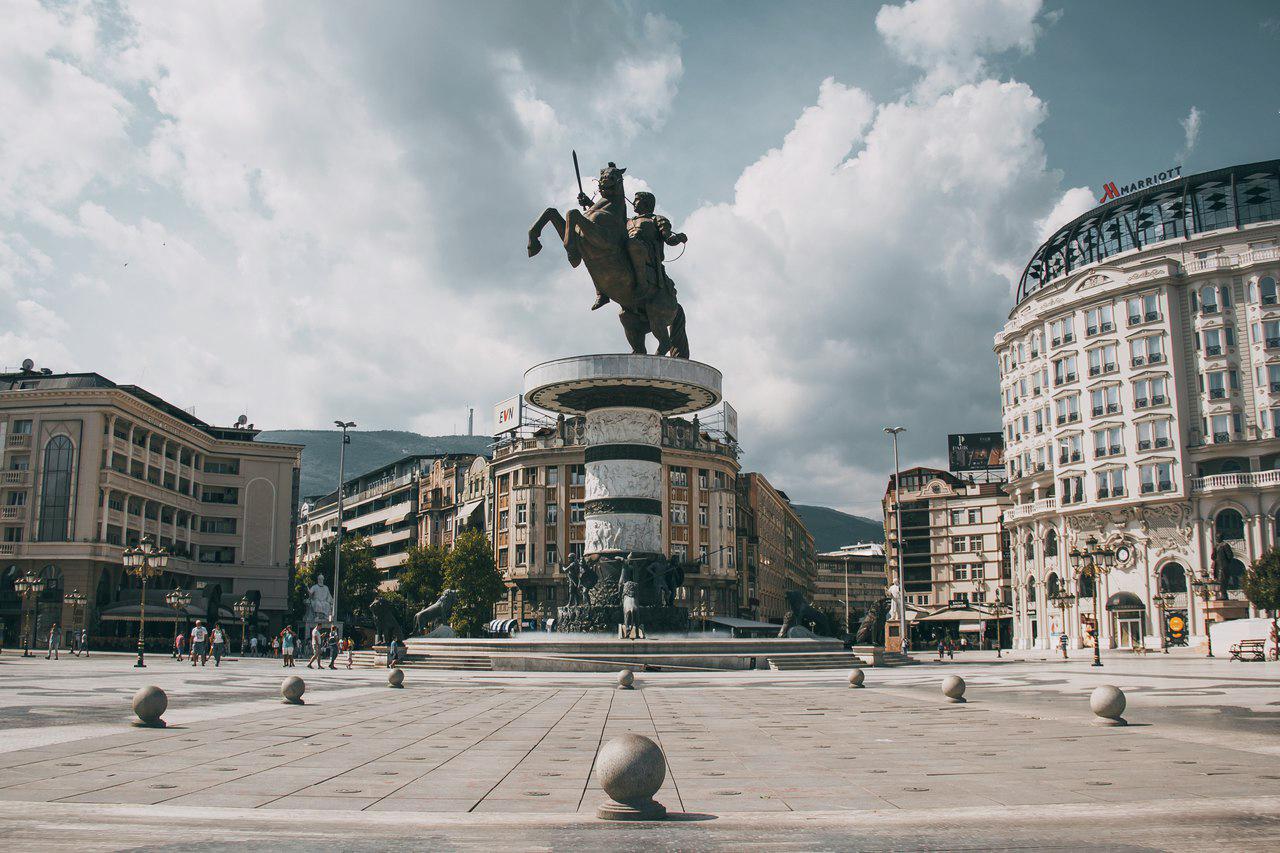 Македония Едем в Македонию jRbnIzv08YQ