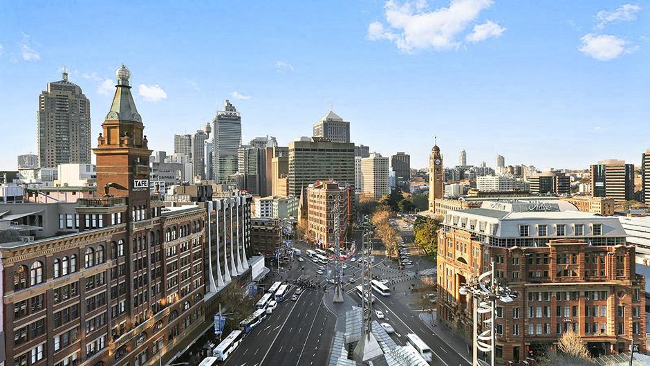 Сидней Города мечты. Сидней Georg