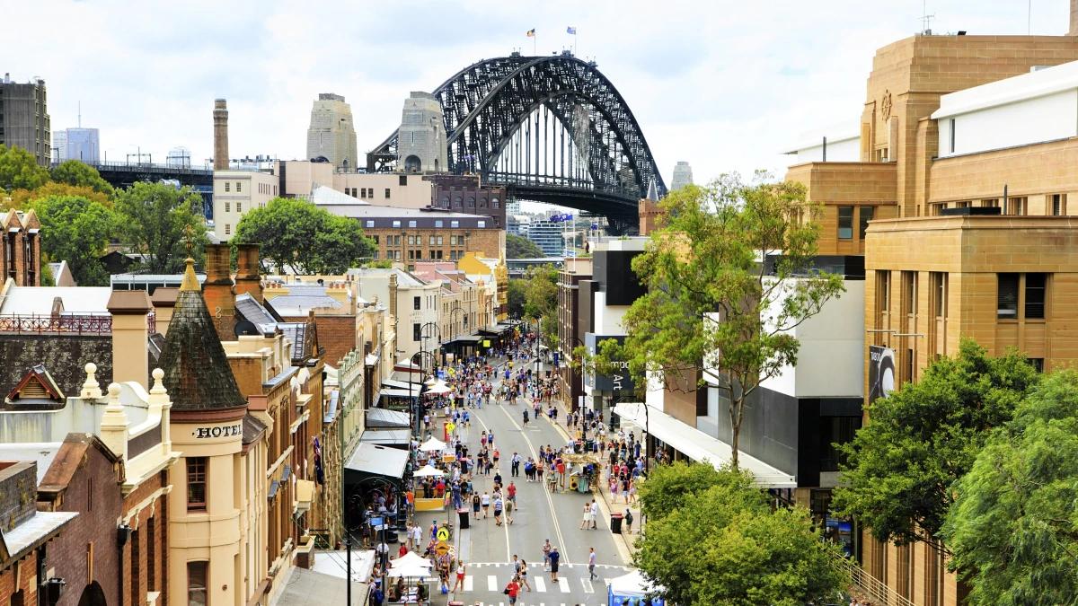 Сидней Города мечты. Сидней syd