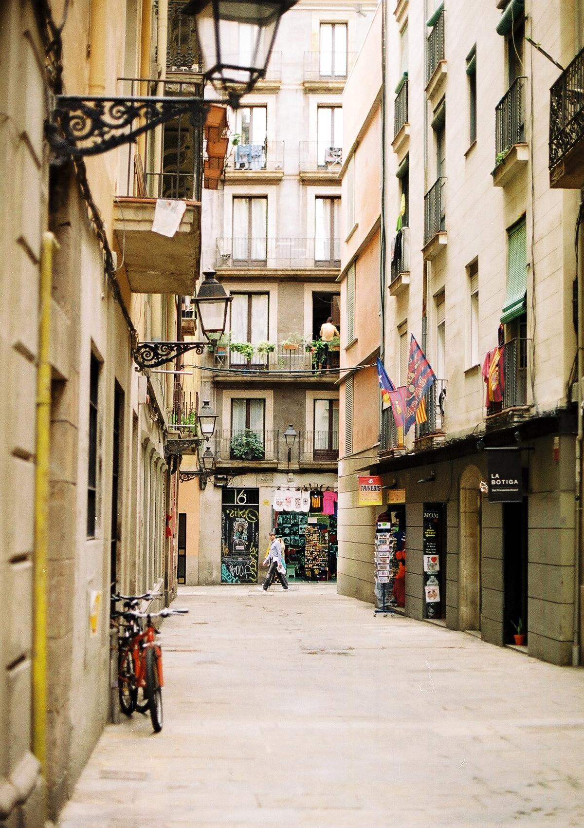 Барселона Барселона во всей красе 1