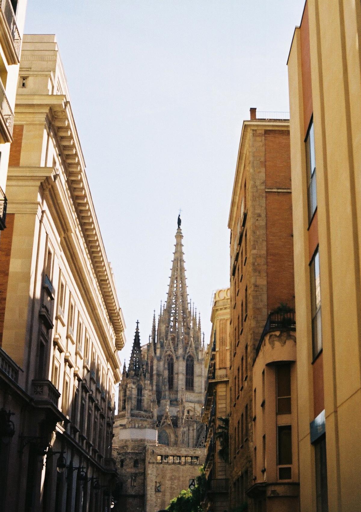 Барселона Барселона во всей красе 10