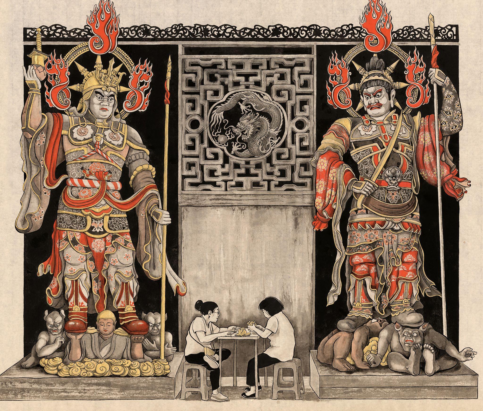Бог хаоса Шанхая Бог хаоса Шанхая 37269398 1762307560521523 2268620473279447040 o