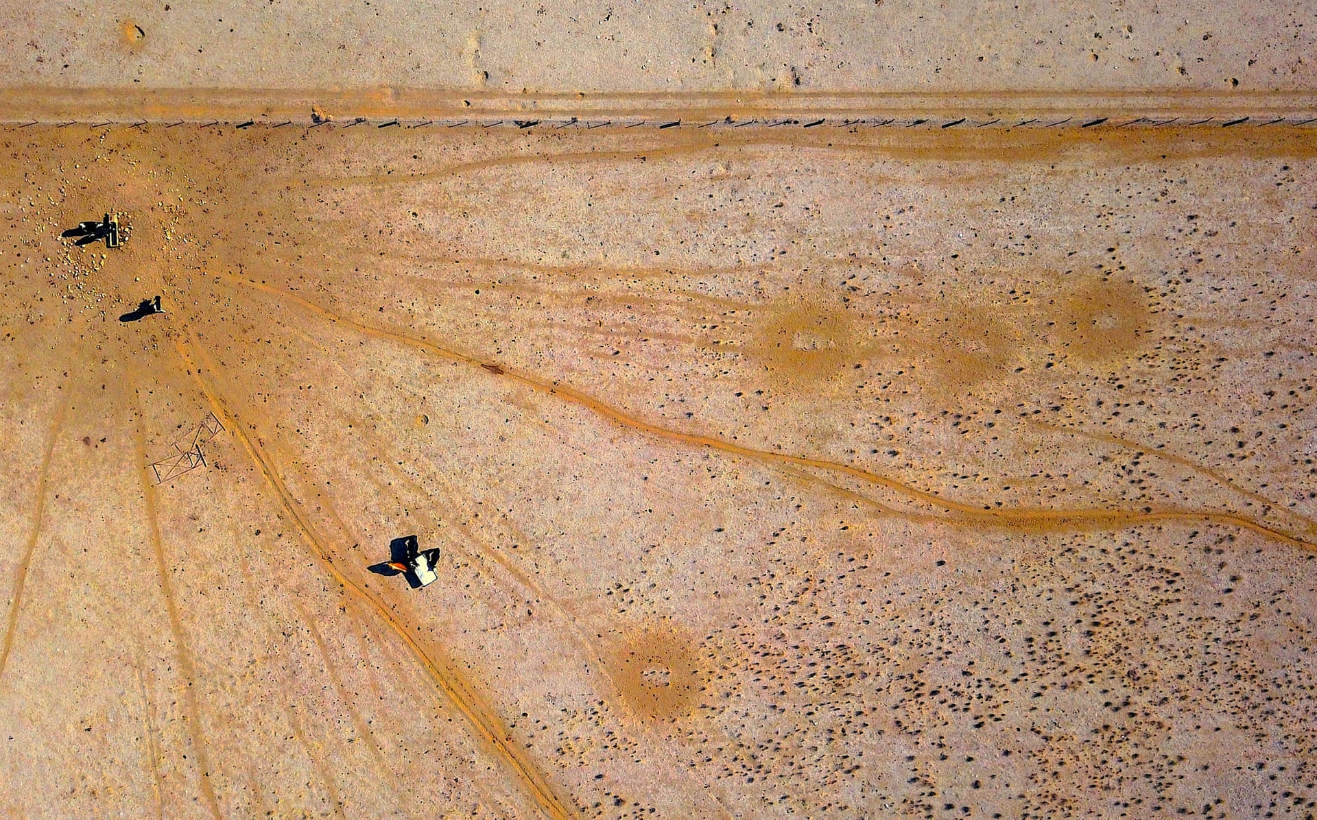 Фото дня: засуха в Австралии с высоты птичьего полета Фото дня: засуха в Австралии с высоты птичьего полета 3500 20 1