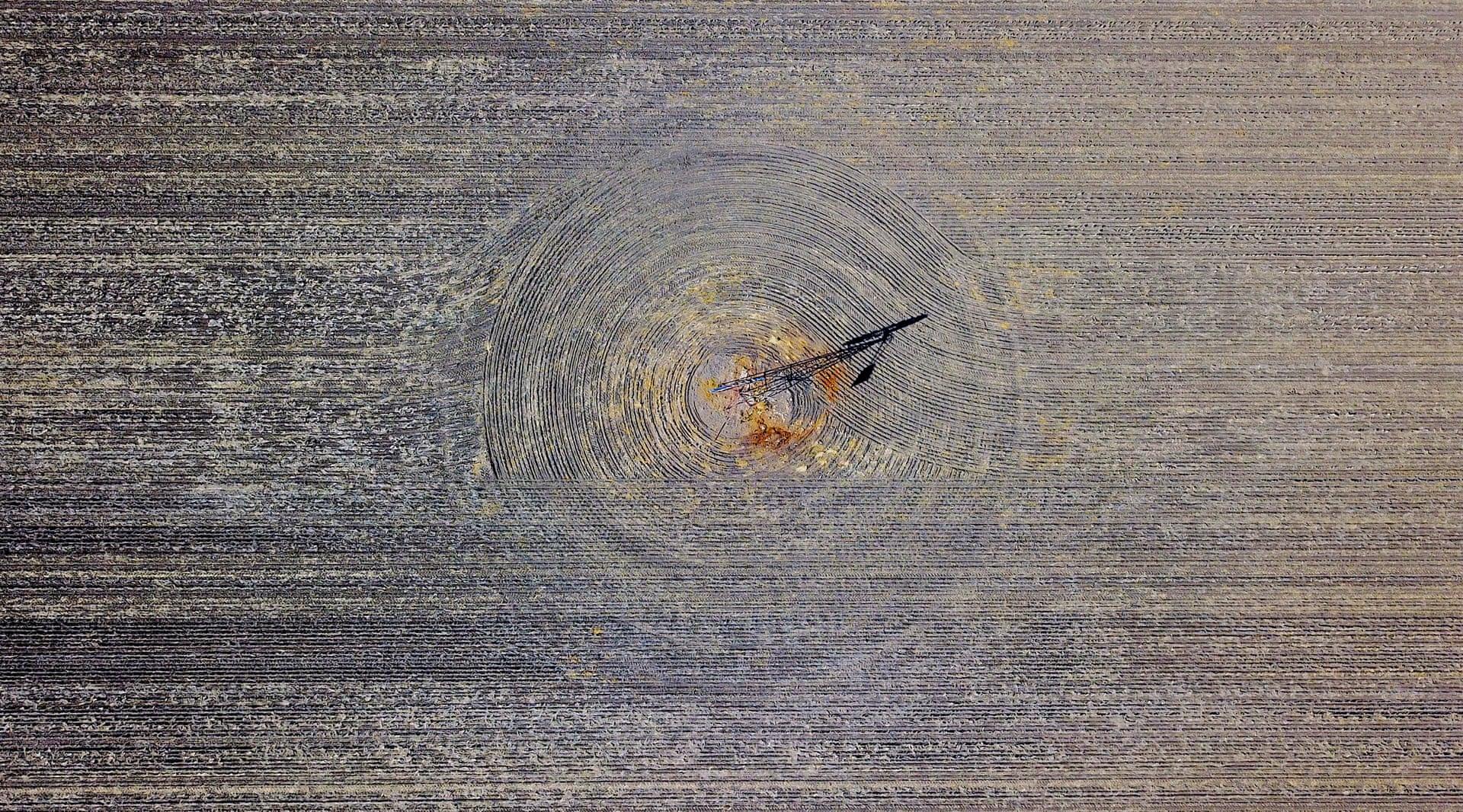 Фото дня: засуха в Австралии с высоты птичьего полета Фото дня: засуха в Австралии с высоты птичьего полета 3500 20 12