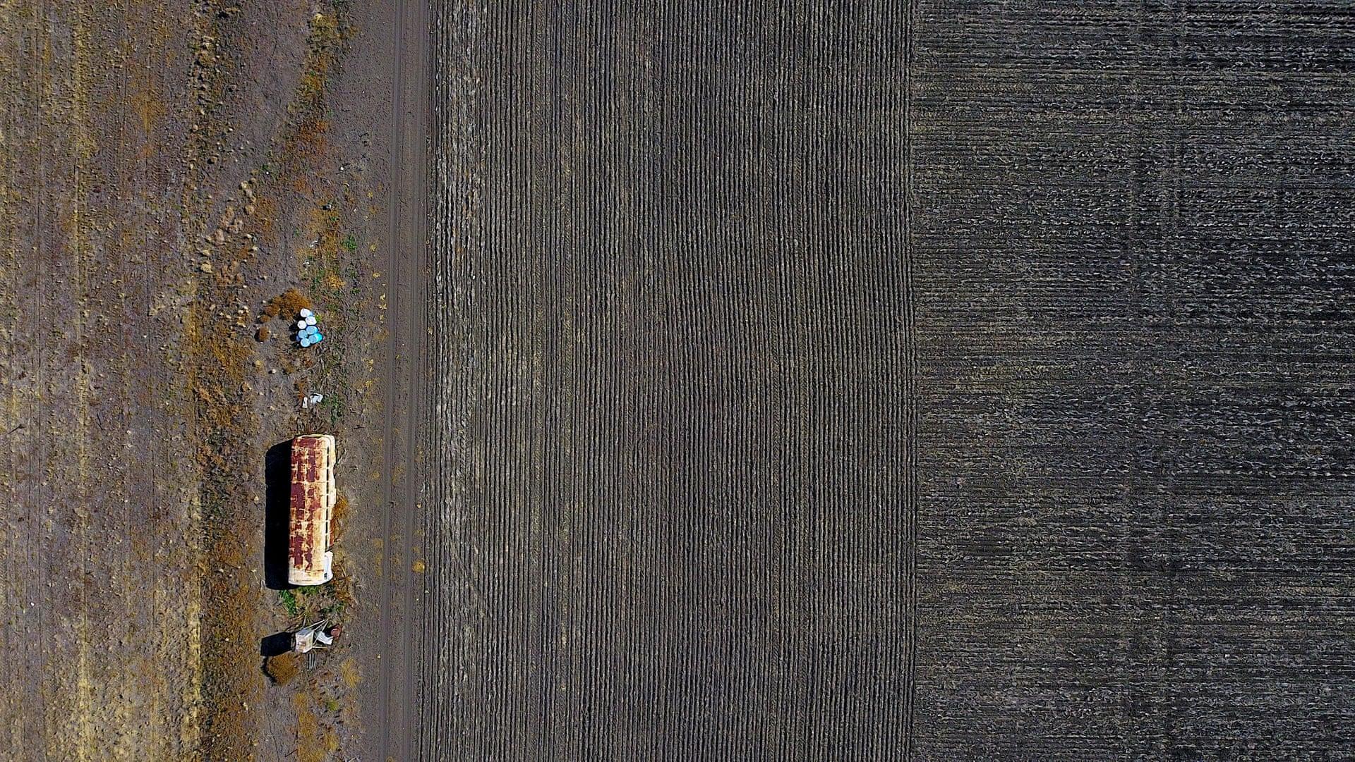 Фото дня: засуха в Австралии с высоты птичьего полета Фото дня: засуха в Австралии с высоты птичьего полета 3500 20 13