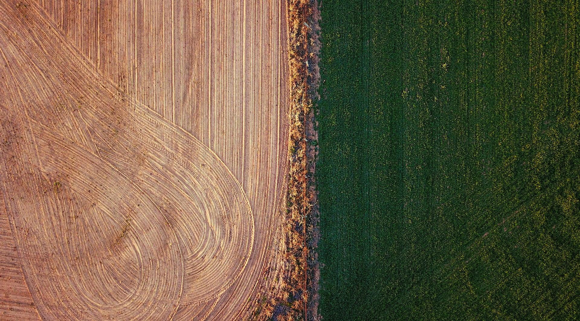 Фото дня: засуха в Австралии с высоты птичьего полета Фото дня: засуха в Австралии с высоты птичьего полета 3500 20 3