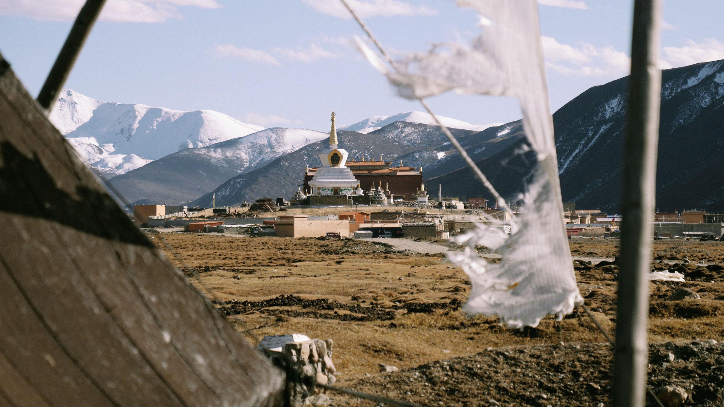 еще него тибетские дома фото поцелуя