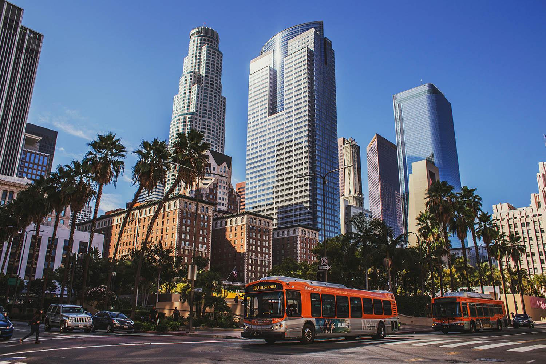 Лос-Анджелес – достопримечательности и развлечения