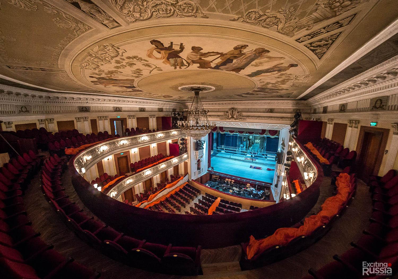 Пермский оперный театр картинки